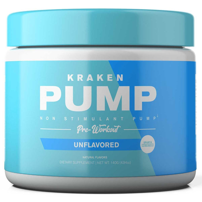 Sparta Nutrition Kraken Pump Unflavored