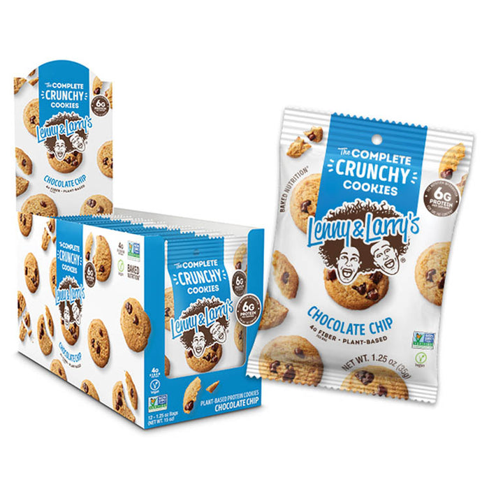 Complete Crunchy Cookies | Bite Size Non-GMO - Tiger Fitness