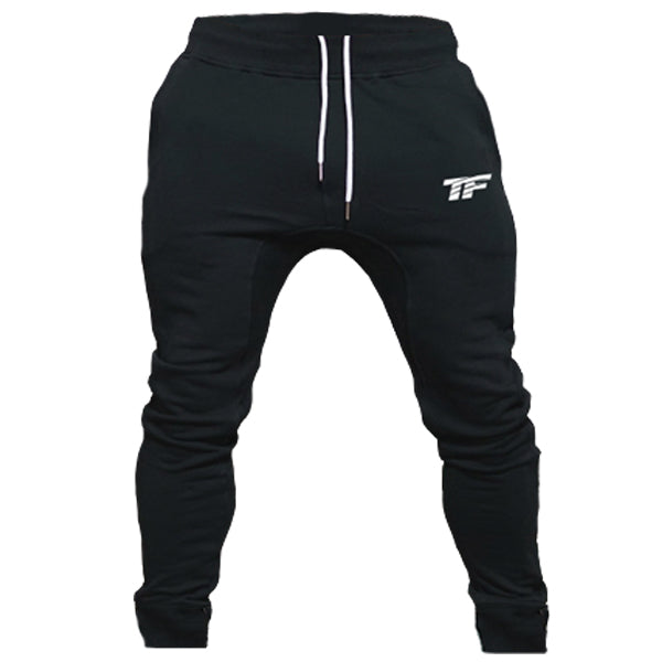 TF Lifestyle Joggers | Black - Large