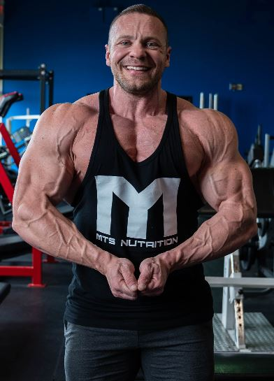 MTS Stringer Tank (Black) - Tiger Fitness