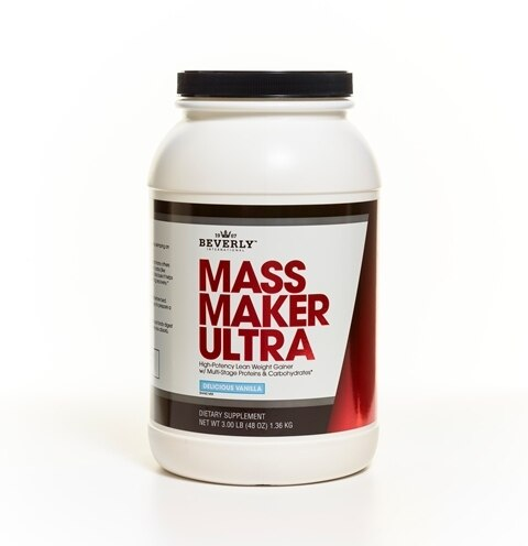 Beverly Mass Maker Ultra - Tiger Fitness