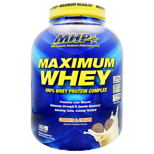 Maximum Whey