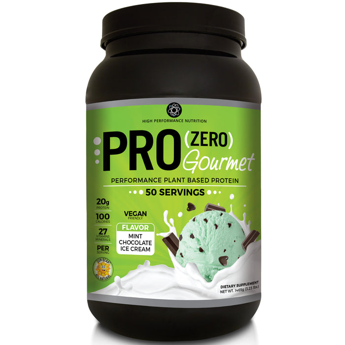 HPN Pro Zero 50 Servings - Gourmet Mint Chocolate Ice Cream