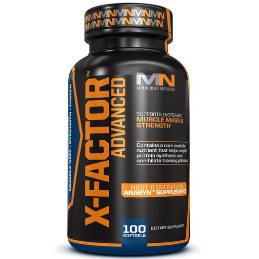 X-Factor Advanced - Tiger Fitness