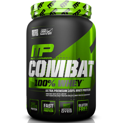 Sport Series Combat 100% Whey - Tiger Fitness