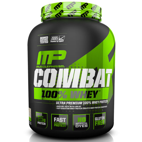 Sport Series Combat 100% Whey 5lbs. - Chocolate Milk