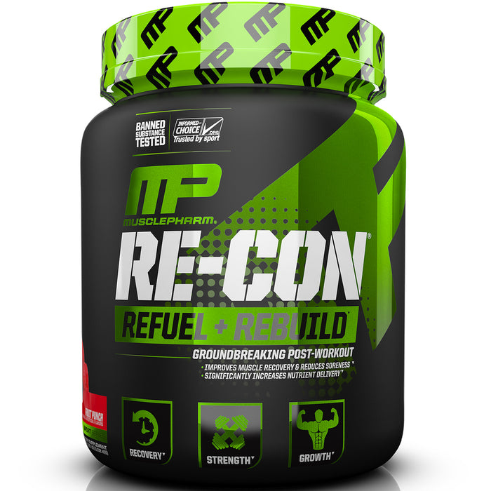 Re-Con Post Workout 30 Servings - Fruit Punch