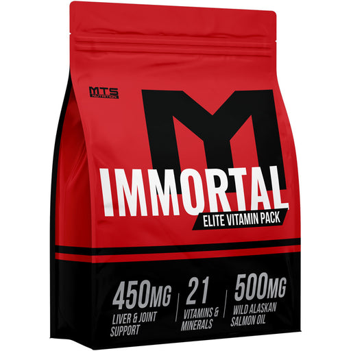 Immortal® Elite Multi-Vitamin Pack - Tiger Fitness