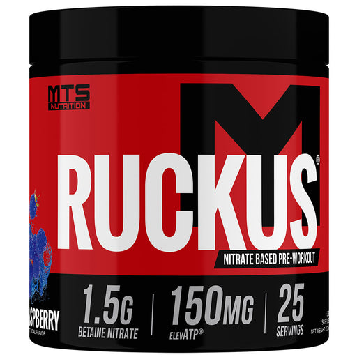 Ruckus® High Performance Pre-Workout - Tiger Fitness