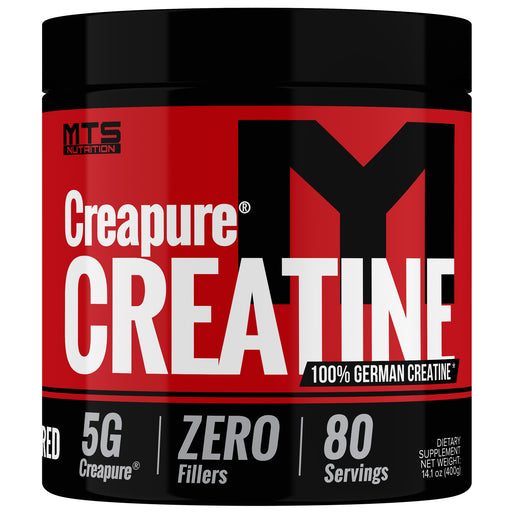 MTS Nutrition Creapure Creatine Unflavored 80 Servings