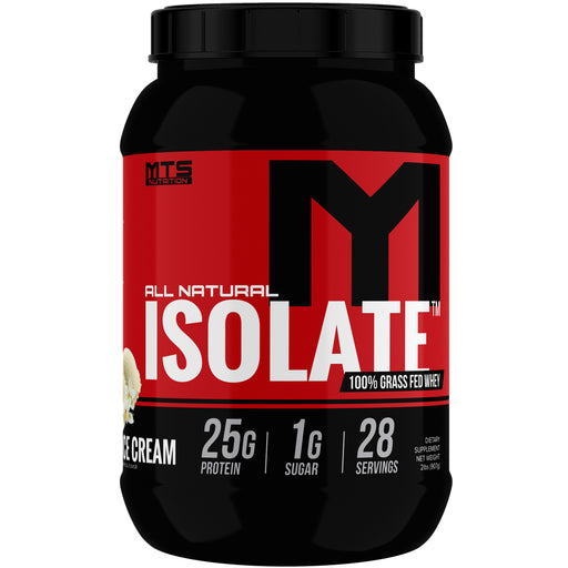 All Natural Isolate™ 100% Grass Fed non-GMO, rGHb Free - Tiger Fitness