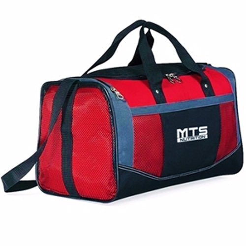 MTS Nutrition Burner Duffel Bag