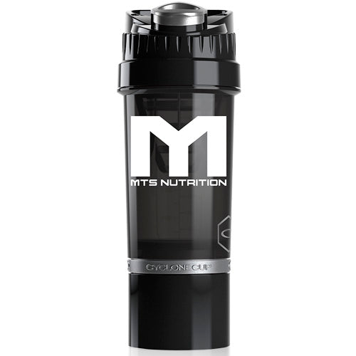 MTS Nutrition Cyclone Cup | 22oz Black & White