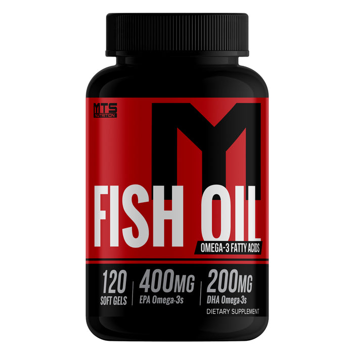 MTS Fish Oil™ Omega-3 Fatty Acids - Tiger Fitness