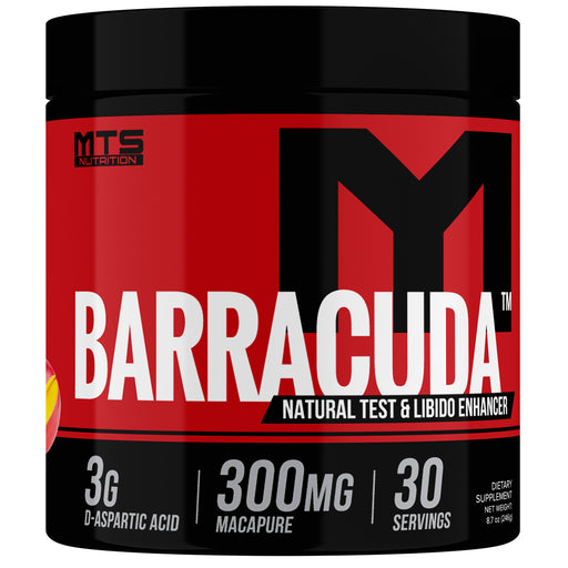 Barracuda® Natural Test & Libido Enhancer - Tiger Fitness