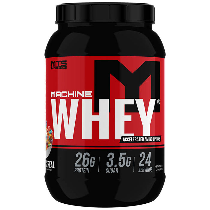 Machine Whey® Premium Whey Protein Powder