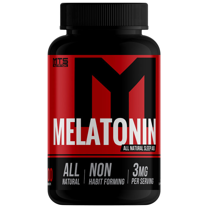 Melatonin™ Helps You Fall Asleep Faster & Stay Asleep Longer