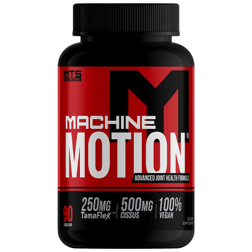 Machine Motion® Advanced Joint Health Relief - Tiger Fitness