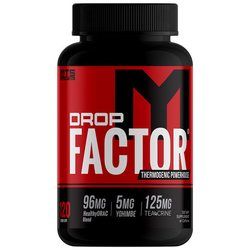 Drop Factor® Thermogenic Fat Burning Powerhouse - Tiger Fitness