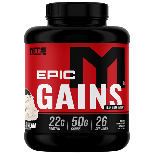 Epic Gains® Lean Mass Gaining Formula
