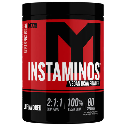 InstAminos™ Vegan BCAAs - Tiger Fitness