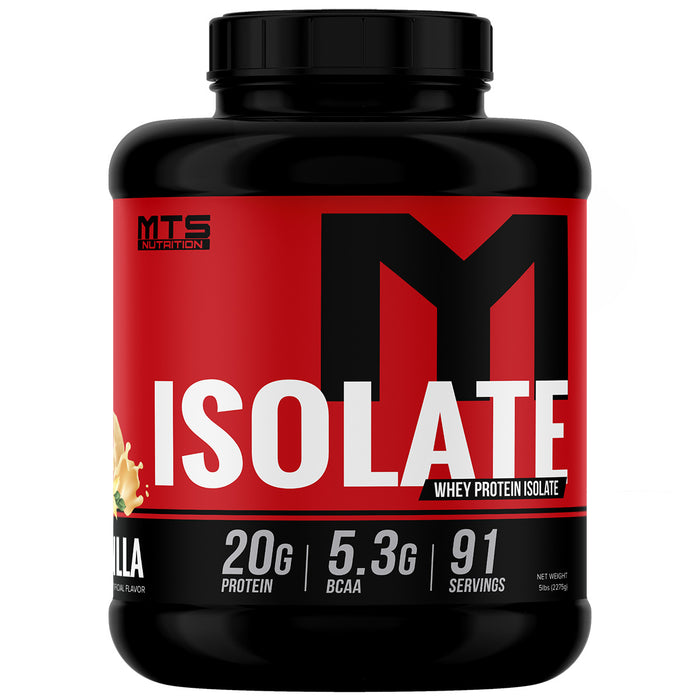 Isolate Whey Protein Powder