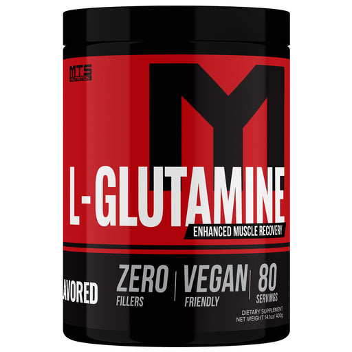 L-Glutamine™ Enhanced Muscle Recovery - Tiger Fitness