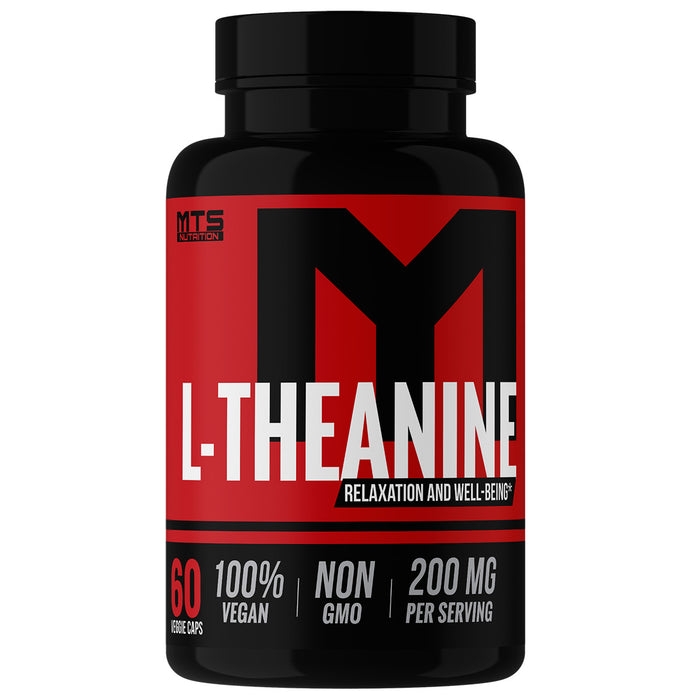 L-Theanine - Relaxation & Stress Relief - Tiger Fitness