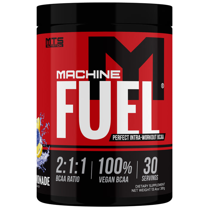 MTS Nutrition Machine Fuel | 30 servings - Blue Razz Lemonade