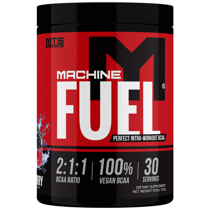 MTS Nutrition Machine Fuel | 30 servings - Mixed Berry
