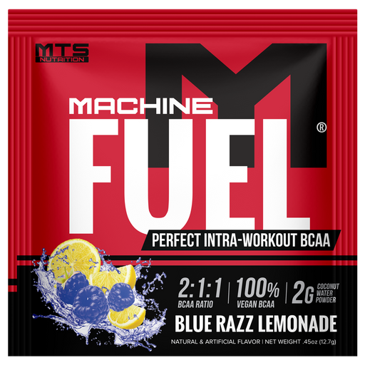 Machine Fuel - FREE SAMPLE