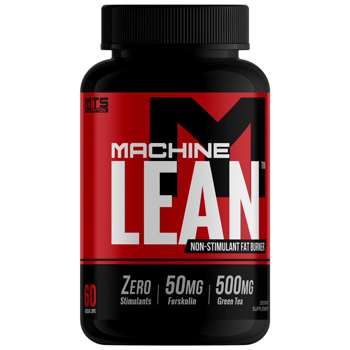 Machine Lean - Capsules