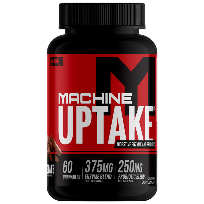 Machine Uptake Probiotic and Digestive Enzyme - Chocolate Wafer