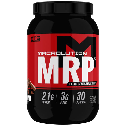 Macrolution MRP® Full-Spectrum Meal Replacement Formula - Tiger Fitness