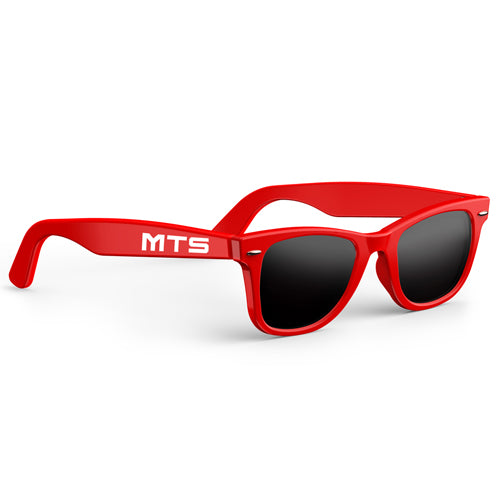 MTS Sunglasses | Red