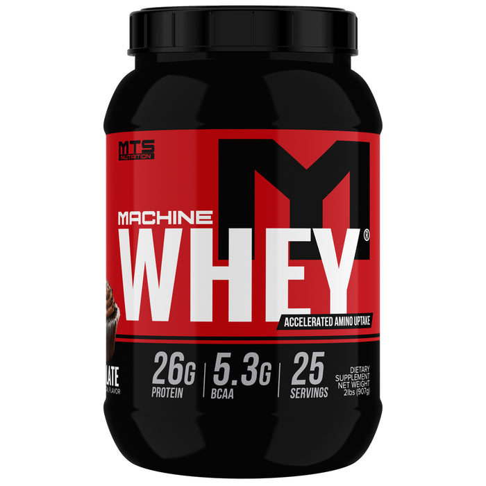 MTS Machine Whey Protein 2lbs. - Chocolate