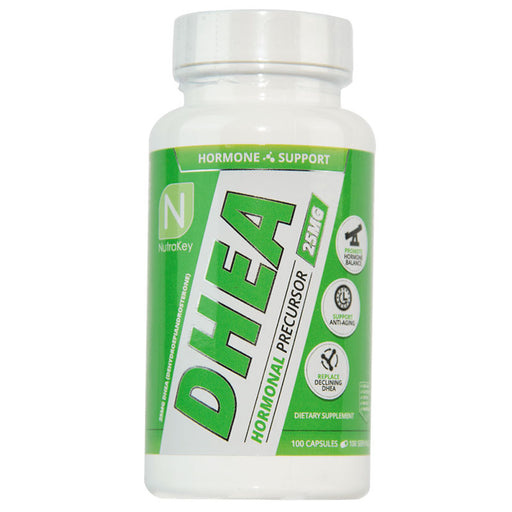 DHEA Capsules - Tiger Fitness