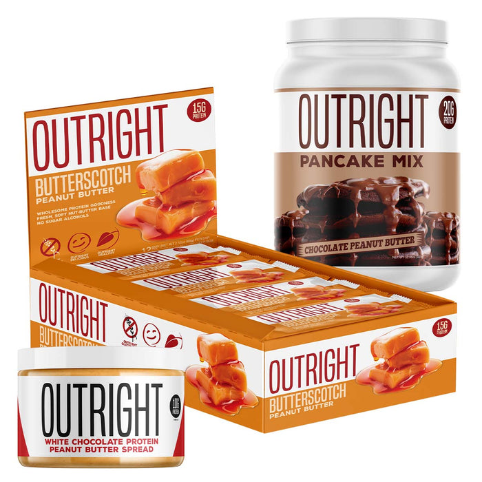 Outright Awesome Stack - Bars - Tiger Fitness