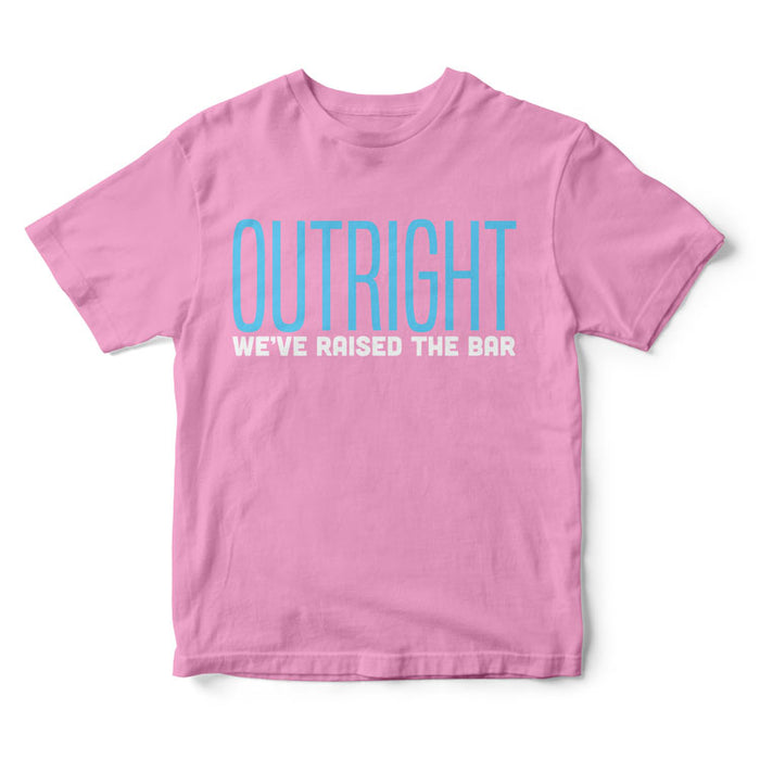 Outright We've Raised The Bar Tee