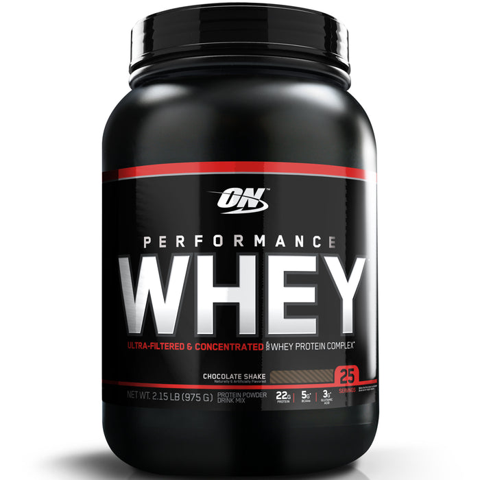 ON Performance Whey 2Lb. - Chocolate