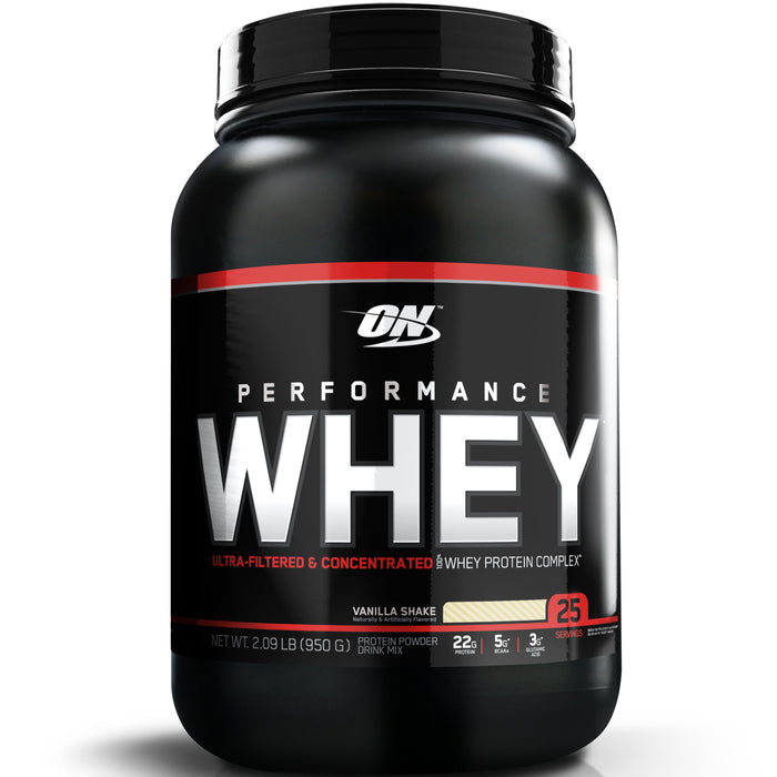ON Performance Whey 2Lb. - Vanilla