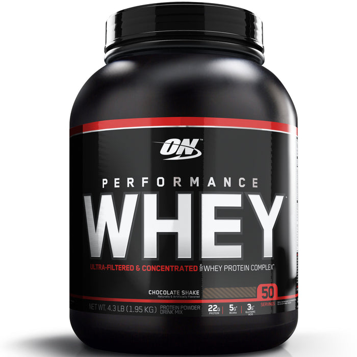 ON Performance Whey 4Lb. - Chocolate