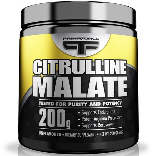 Citrulline Malate 200 grams - Tiger Fitness