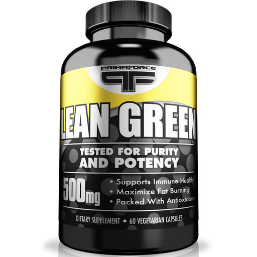 Lean Green 60ct.