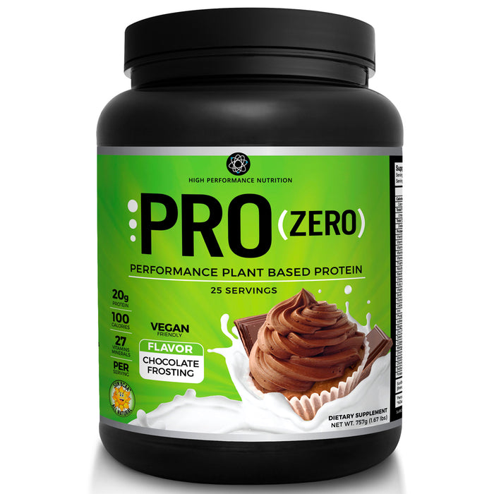 HPN Pro Zero 1.65lb - Chocolate Frosting
