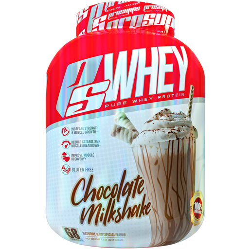 PS Whey 5lb - Chocolate