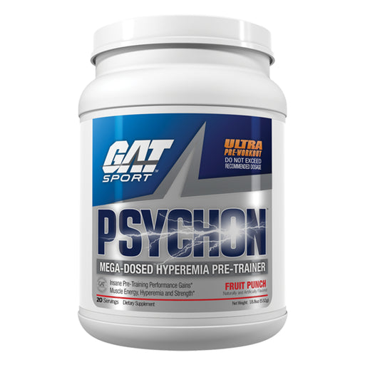 GAT Sport Psychon | 20 Servings - Fruit Punch