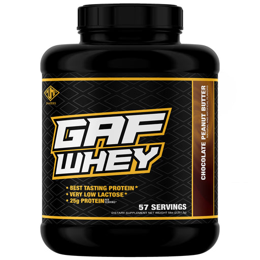 GAF Whey® High Quality Whey Protein Powder