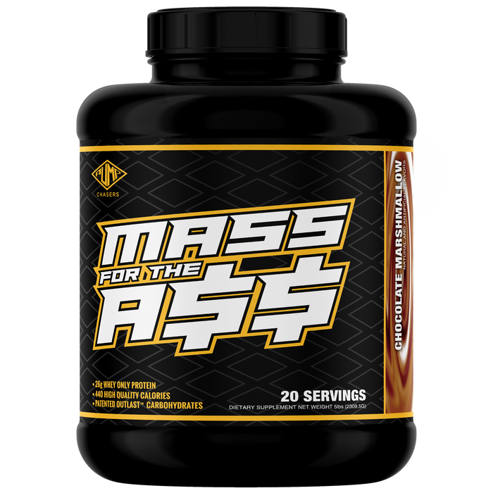 Mass for the A$$ Weight Gainer - Tiger Fitness