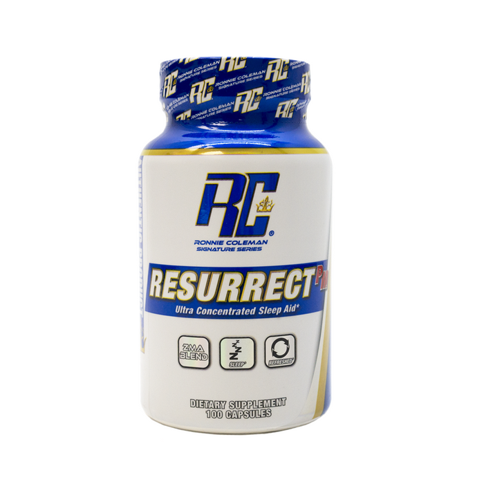 Ronnie Coleman NEW Resurrect PM